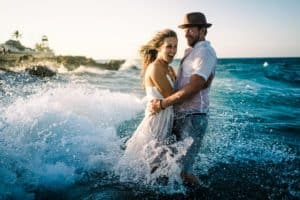 Florida Beach Intimate Wedding Photography