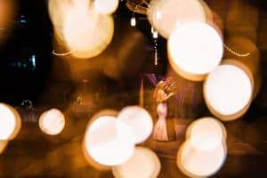 First Dance of bride and groom in a barn by a wedding photographer in Tampa fl