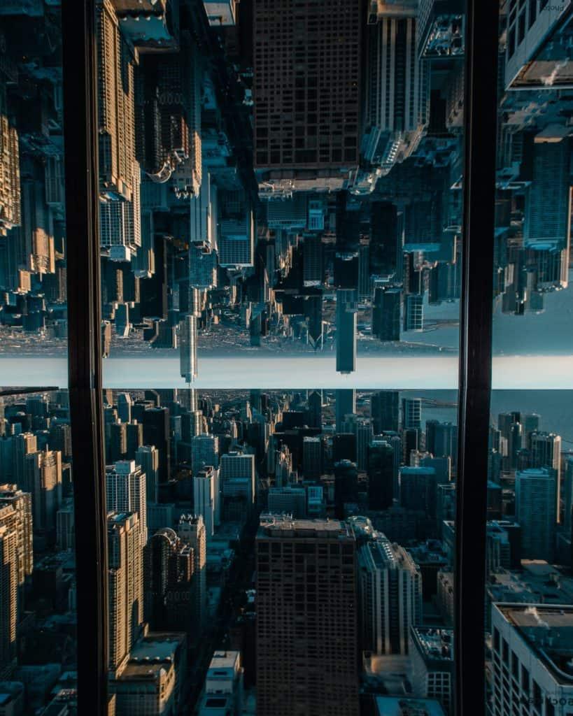 Chicago 360 Proposal at sunrise