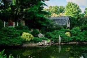 the barn at hamstra gardens