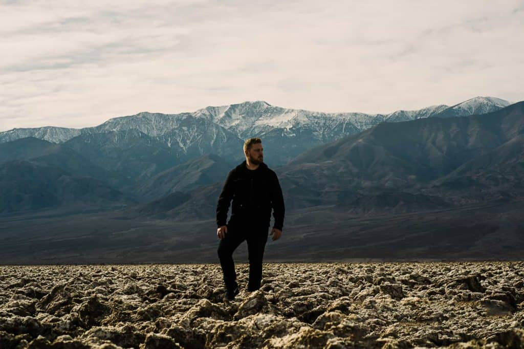 Where to Elope in Las Vegas, Death Valley national Park