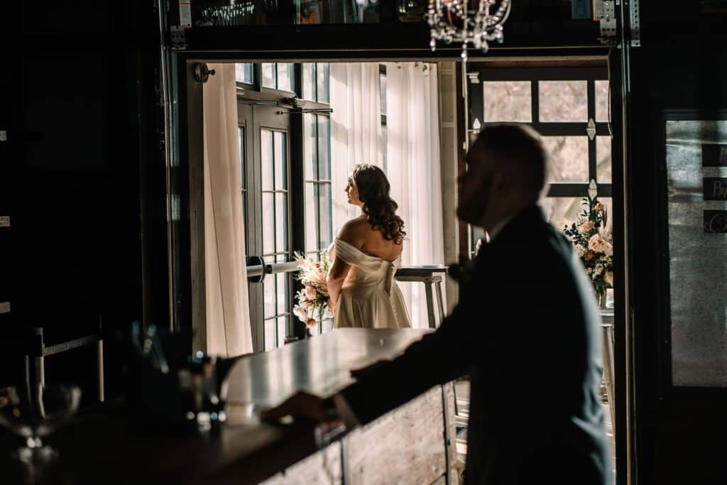 The Brick South Bend wedding venue