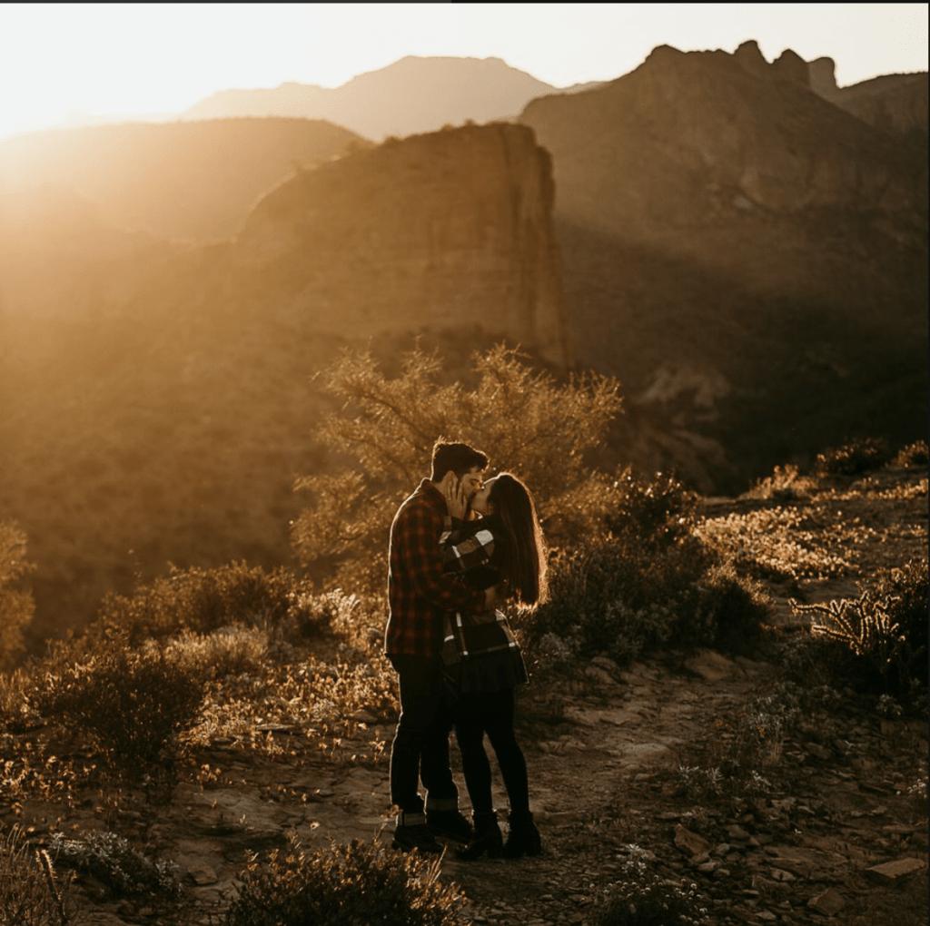 Tortilla flats wedding near phoenix arizona