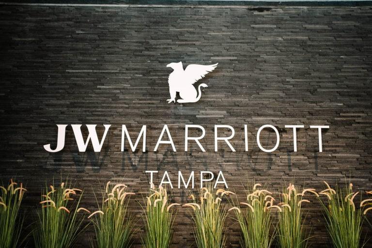 JW Marriott Tampa Water Street | Wedding Venue